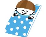 保育園の一日 お昼寝